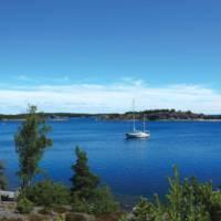 Ocean views off Nåttarö and Ålö Islands | Kathy Kostos