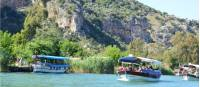 A boat tour to the impressive Lycian rock graves of Dalyan |  <i>Erin Williams</i>