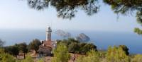 Cape Gelidonia lighthouse and the 'Five Islands' on Turkey's Lycian Way | Lilly Donkers