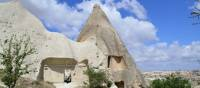 Rock houses in Cappadocia | Erin Williams