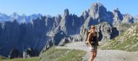 Trekking in the Dolomites is one of the great walking experiences of Europe | Jaclyn Lofts