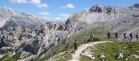 Trekking in the Dolomites | Jaclyn Lofts