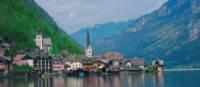 The picturesque village of Hallstatt