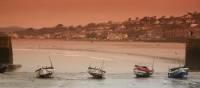 Boats in the bay at Marazion | John Millen