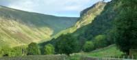 Borrowdale on the Cumbria way
