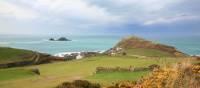Cape Cornwall on the Cornish Coastal Path | John Millen