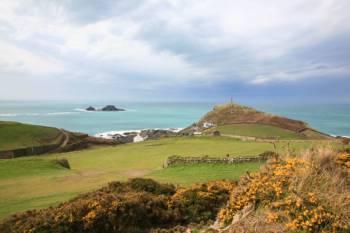 Cape Cornwall on the Cornish Coastal Path&#160;-&#160;<i>Photo:&#160;John Millen</i>