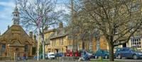 Chipping Camden High Street in the Cotswolds | John Millen