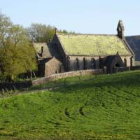 Small church in the Upper Tees valley   John Millen