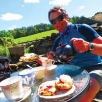 Cream tea at High Park Farm, Little Langdale | John Millen