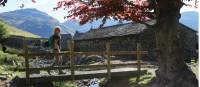 Bridge at  Side House farm, Great Langdale |  <i>John Millen</i>