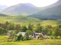 Walk into quaint villages on the West Highland Way