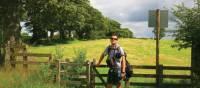 Fields near Crosby on Eden