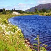 Caledonian Canal near Fort Augustus