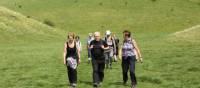 Hiking near Thixendale | Malcolm Hodgson