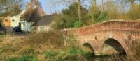 Lower Bockhampton Bridge, Dorset
