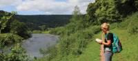 Wandering by the River Wye | John Millen
