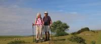 Couple on Offa's Dyke | John Millen