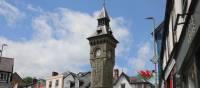 Central Knighton, Victorian Clock Tower | John Millen