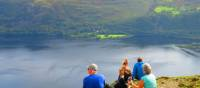 Overlooking Derwent Water from Catbells | John Millen