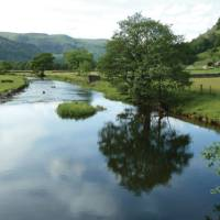 Reflections of Patterdale, Cumbria