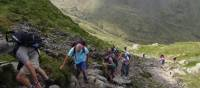 On the climb to Patterdale | Jon Millen