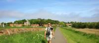 Walking near Belhaven | John Millen