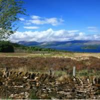 Wild Landscape towards Loch Lomond | John Millen