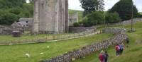 Walking towards Shap Abbey | Jac Lofts