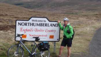 Black Hill, the highest point on the C2C 809m | John Millen