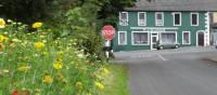 Leaving the village of Clonegal | John Millen