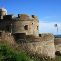 Historic St. Mawes Castle