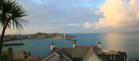 Stunning views looking towards St Ives