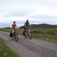 Cycling Inverness to Drum | Scottish Highland Cycle
