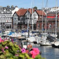 Douglas Harbour, Isle of Man   John Millen