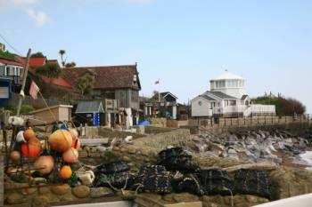 Edwardian village of Seaview