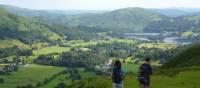 Walking through the Lake District with stunning views. | Jac Lofts