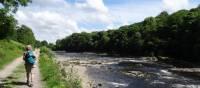 The River Lune near Halton | John Millen