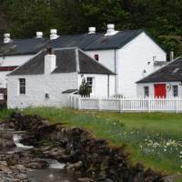 Sample a dram or two at the Edradour Distillery