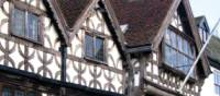 Medieval buildings, Stratford Upon Avon
