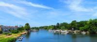 The Thames from Hampton Bridge | John Millen