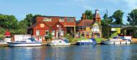 Thames view near Sunbury | John Millen