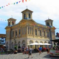Kingston Market place | John Millen