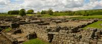 The ruins of Vindolanda | S Groucho