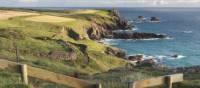 The stunning Cornish coast