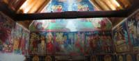 Inside  the Church of the Archangel Michael, Pedoulas | John Millen