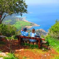 The viewpoint near Mouti tis Sotiras, Akamas | John Millen