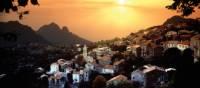 Evening in Evisa