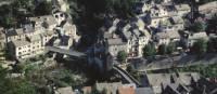 High above the town of Pont de Montvert
