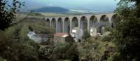 Viaduct near to Mirandol